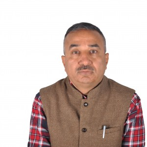 Dr. Amod K Poudyal